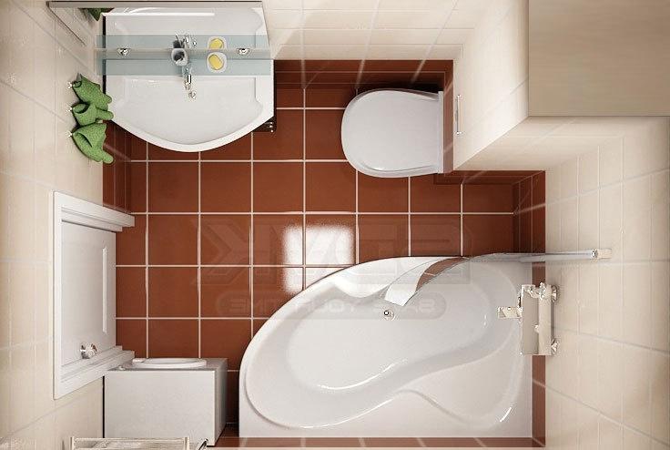 Ремонт ванной комнаты под ключ в Санкт-Петербурге